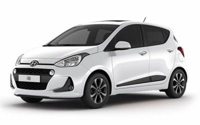 Hyundai i10 (Β) - Seats 5 1.100cc