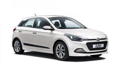 Hyundai i20 (Β) - Seats 5 1.300cc